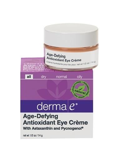 Derma E Age Defying  Eye Creme Renksiz